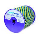 Шнур плетеный АКВА СПОРТ диаметр 6 мм, тест 600 кг, длина 100 м, бухта