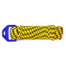 Шнур плетеный ЭКСТРИМ диаметр 6 мм, тест 580 кг, длина 30 м, евромоток