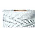 Шнур плетеный СТАНДАРТ Extra белый, диаметр 3,5 мм, тест 300 кг, длина 500 м, бобина